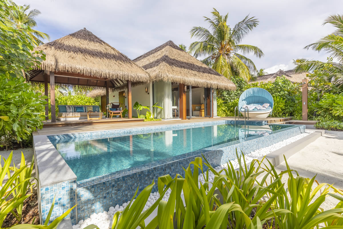 馬爾地夫-Pullman Maldives Beach Pool Villa